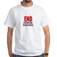 END Horse Racing Shirt
