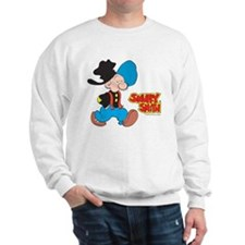 Snuffy Smith Walking Sweatshirt