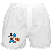 Snuffy Smith Walking Boxer Shorts