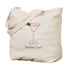 Christmas Spirit - Tote Bag