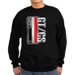Car Grafiti Sweatshirt (dark)