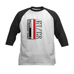 Car Grafiti Kids Baseball Jersey
