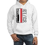 Car Grafiti Hooded Sweatshirt