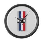 Cars 1915 Large Wall Clock