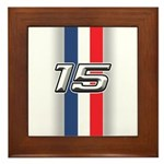 Cars 1915 Framed Tile