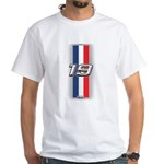 Cars 1919 White T-Shirt