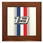 Cars 1919 Framed Tile