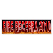 Fire Xavier Becerra (sticker)