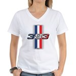 383RWB Women's V-Neck T-Shirt