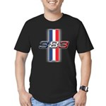 383RWB Men's Fitted T-Shirt (dark)