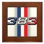 383RWB Framed Tile