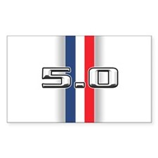 New Section Rectangle Sticker 10 pk)