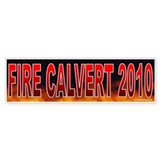 Fire Ken Calvert (sticker)