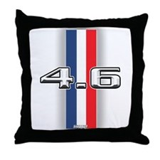 46RWB Throw Pillow