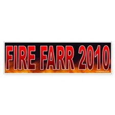 Fire Sam Farr (sticker)