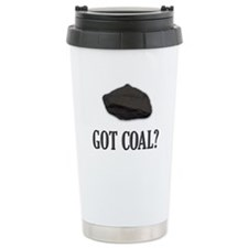 Got Coal? Ceramic Travel Mug