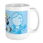 Elan the Bard Large Mug