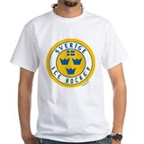 SE Sweden/Sverige Hockey Shirt