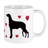 Scottish Deerhound Luv Mug