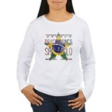 Cute Saint bernard pup Dog T-Shirt