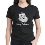 Merry Christmas Santa Claus Tee