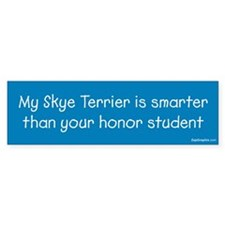 Skye Terrier / Honor Student