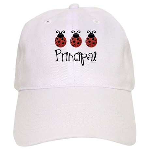 Ladybug Principal Cap