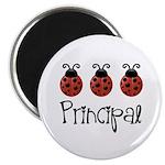 Ladybug Principal Magnet