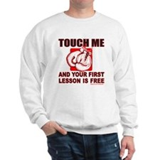BOXING GLOVES Sweatshirt