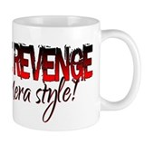 Revenge - DiMera Style Small Mug