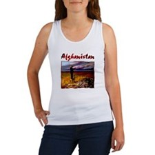 """Afghanistan"" Women's Tank Top"