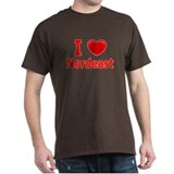 I Love Nordeast T-Shirt