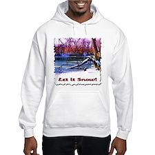 Let It Snow! Jumper Hoodie