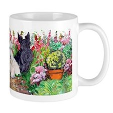 Scottie Garden Patrol Coffee Mug