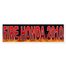 Fire Mike Honda (sticker)