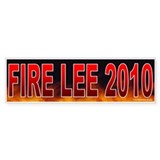 Fire Barbara Lee (sticker)