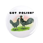 "Got Polish? 3.5"" Button (100 pack)"