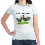 Got Polish? Jr. Ringer T-Shirt