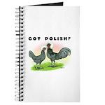 Got Polish? Journal