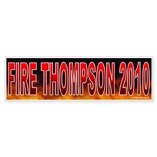 Fire Mike Thompson (sticker)
