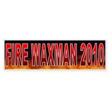 Fire Henry Waxman (sticker)