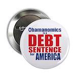 "Obamanomics 2.25"" Button"