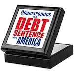 Obamanomics Keepsake Box