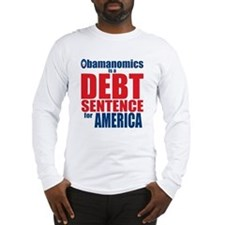 Obamanomics Long Sleeve T-Shirt