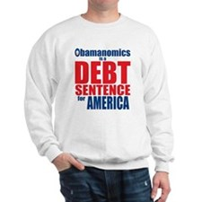 Obamanomics Sweatshirt