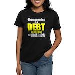 Obamanomics Women's Dark T-Shirt