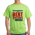 Obamanomics Green T-Shirt