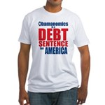 Obamanomics Fitted T-Shirt