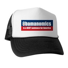 Obamanomics Trucker Hat