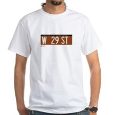 West 29th Street in NY Shirt